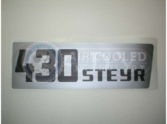Sticker for?Steyr Plus 430 Series Right  286430R