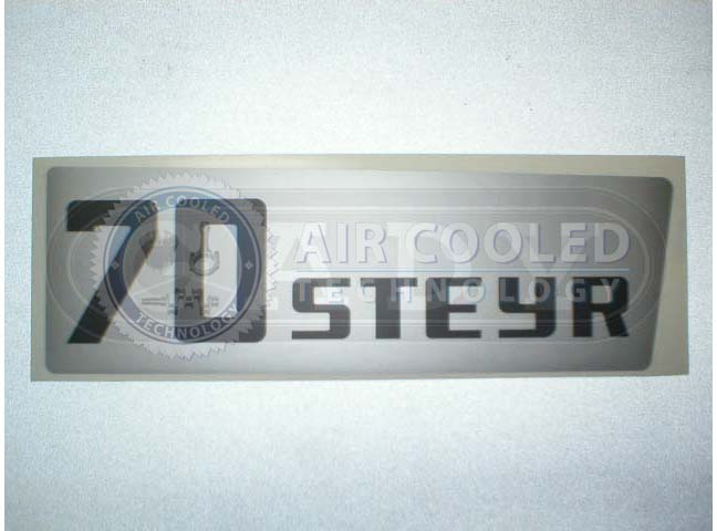 Steyr Plus Series 70 Sticker Right  28670R