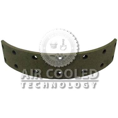 Brake lining (short) Porsche Std,  Deutz D25  42101