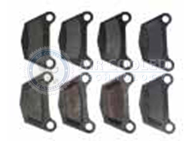Brake Pad Set 8 pcs