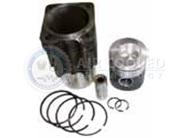 Deutz, Piston & Cylinder, Set, BF4, BF6L913T