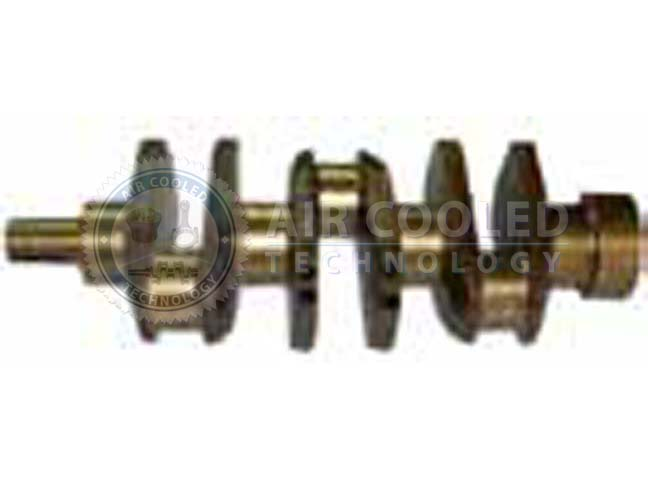 Crankshaft 3 cyl.