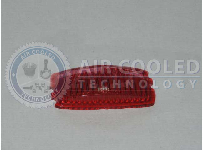 Lens for rear lights