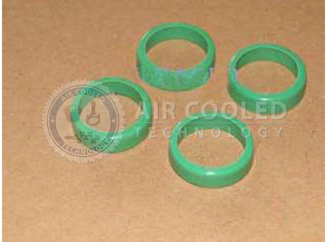 Seal, ring, gasket, plunger tube, set 4 pcs