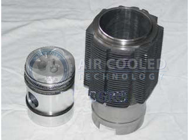 Piston & Cylinder Set, complete, FL514, 84R, Deutz