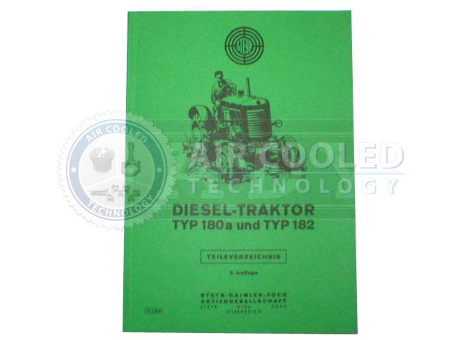 Operation Manual,Steyr 9094A
